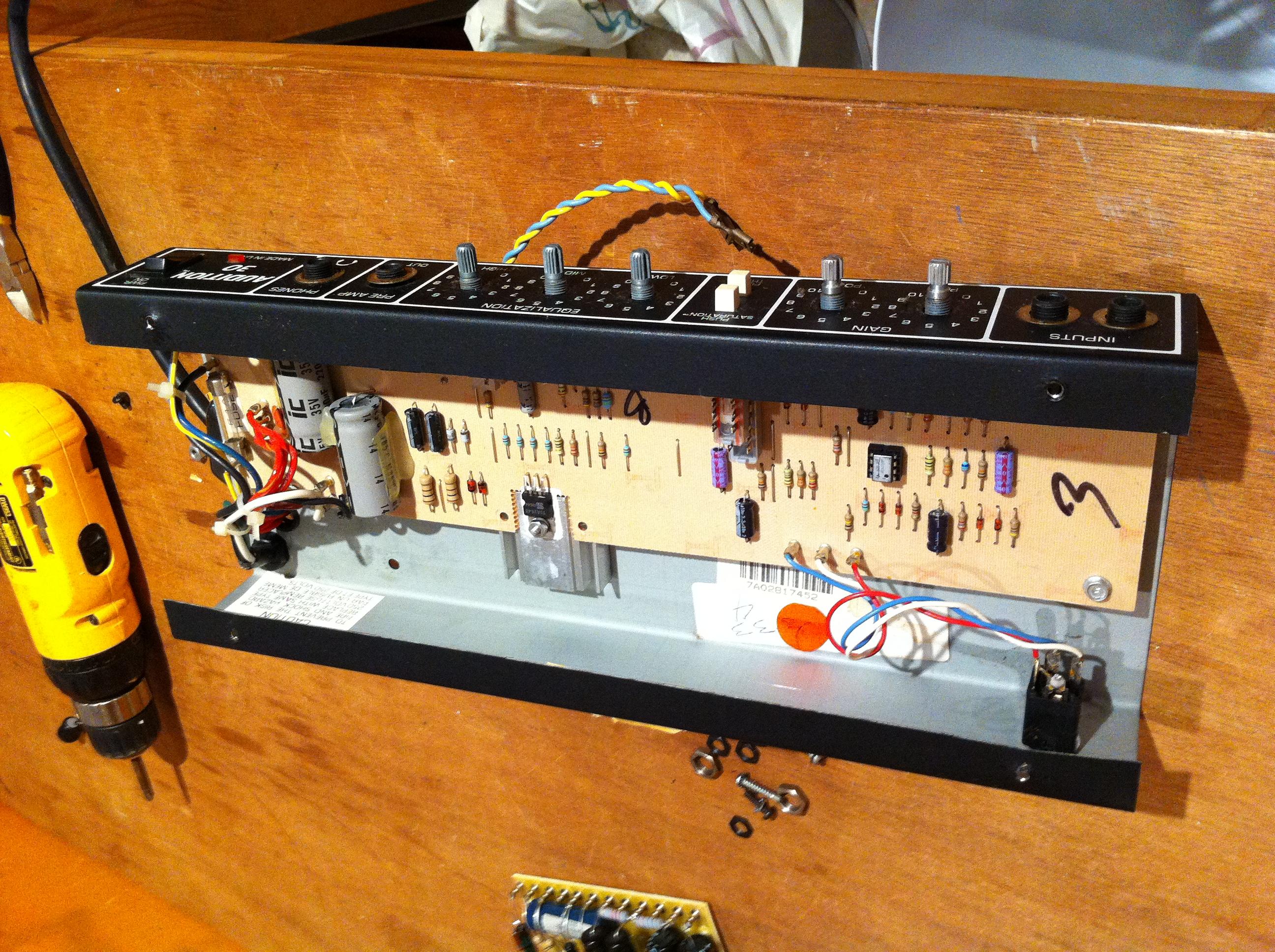 Pro Audio DIY Guitar Amps Recording Gear Reviews