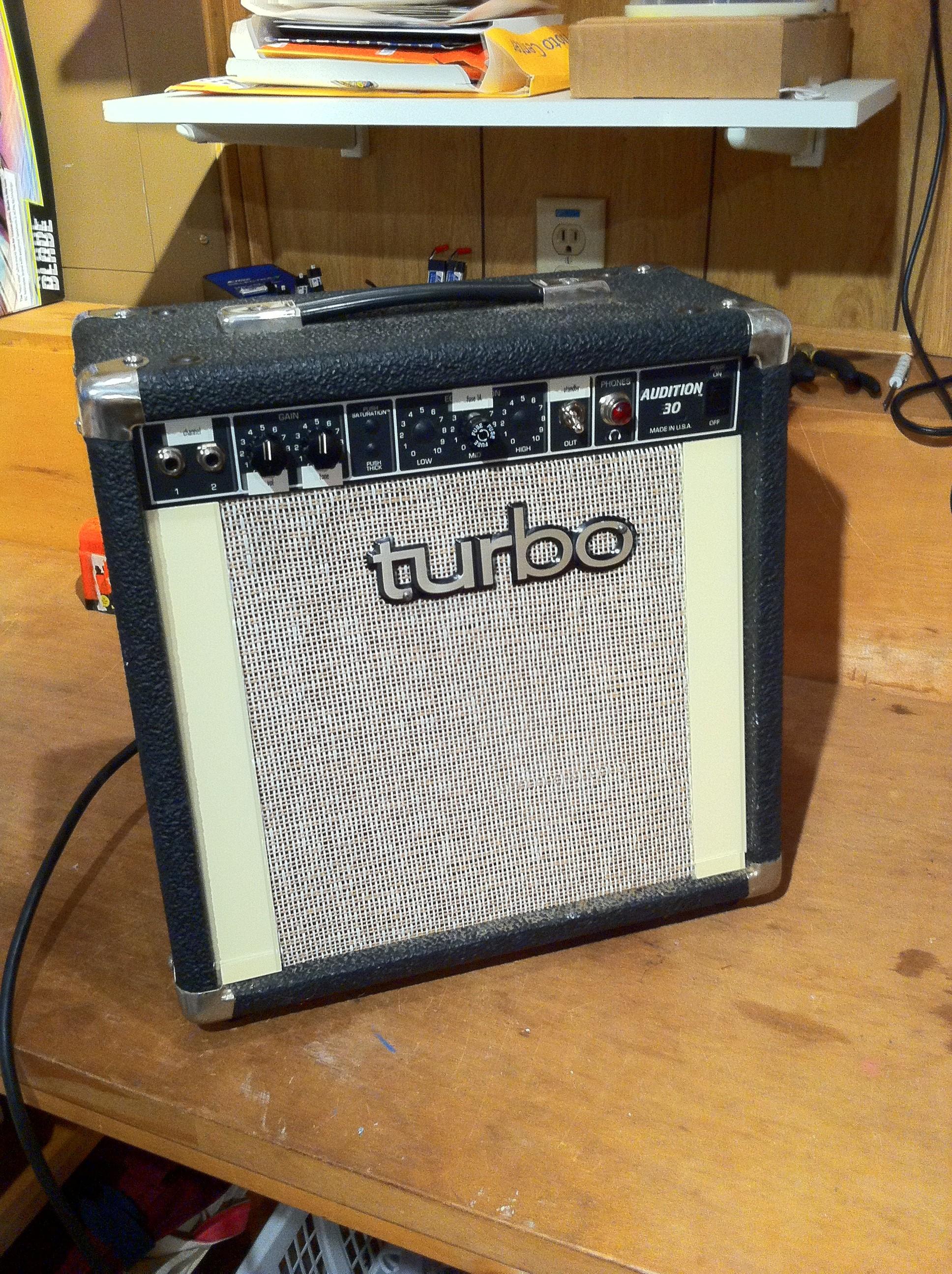 Fender Princeton 5F2 A DIY Amp