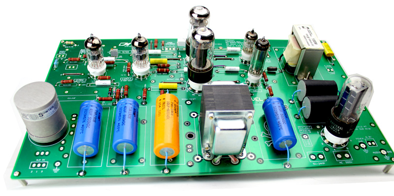 Drip Electronics STA-LEVEL Compressor | Pro Audio DIY, Guitar Amps